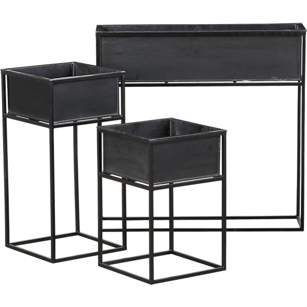 kronos planter and raised planters in outdoor decor and ...