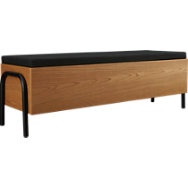 lift storage bench