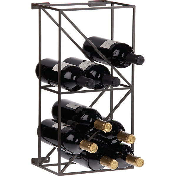 LinearWineRack12BtlS12