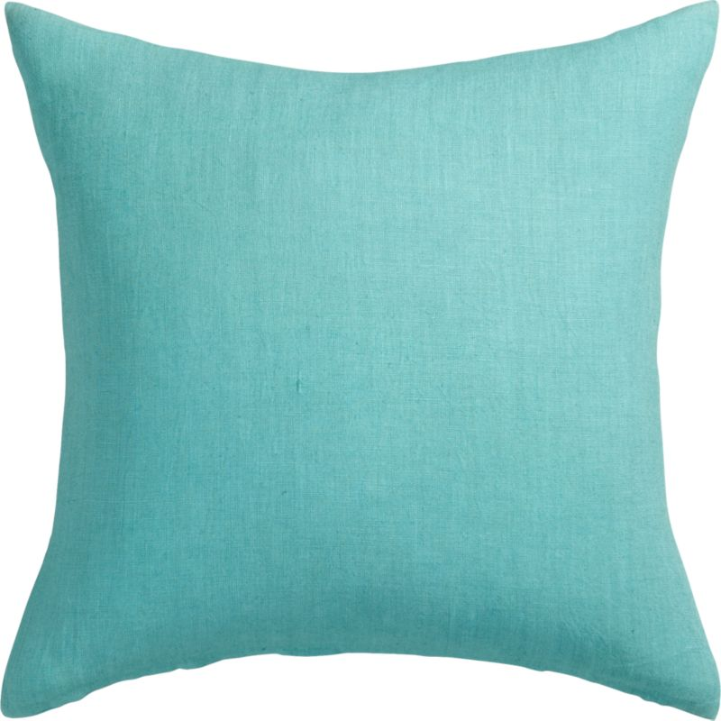 "linon aqua 20"" pillow"