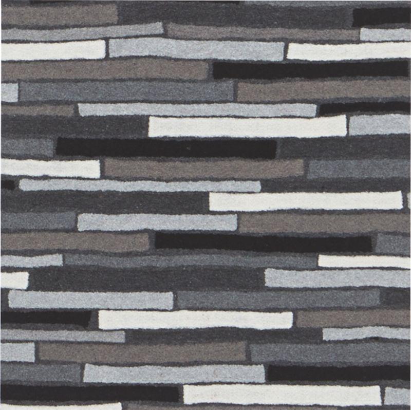 liora space bar grey carpet square