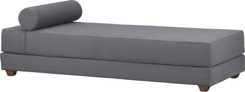 lubi graphite sleeper daybed