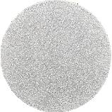 Chilewich ® lunar silver round placemat