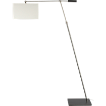 luxe floor lamp