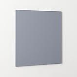 magnetic grey dry erase board