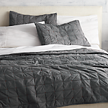 mahalo grey king quilt