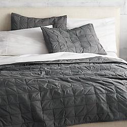 mahalo grey bed linens