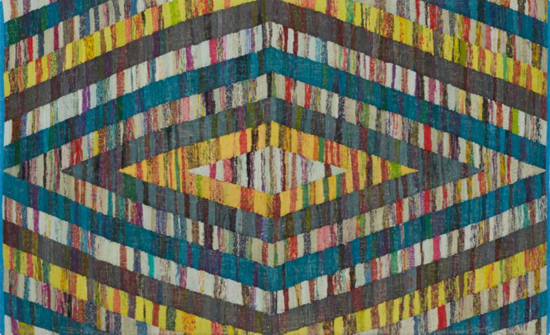 marque chindi rug 5'x8'
