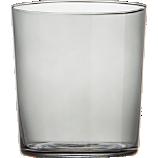 marta smoke double old-fashioned glass