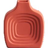 maude rubber coated vase