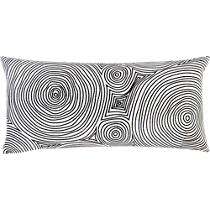 maze 23&quot;x11&quot; pillow