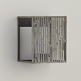 maze small wall sconce