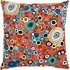 millefiora murano outdoor pillow.