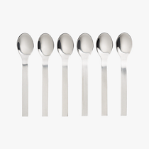 mini cocktail spoons set of six