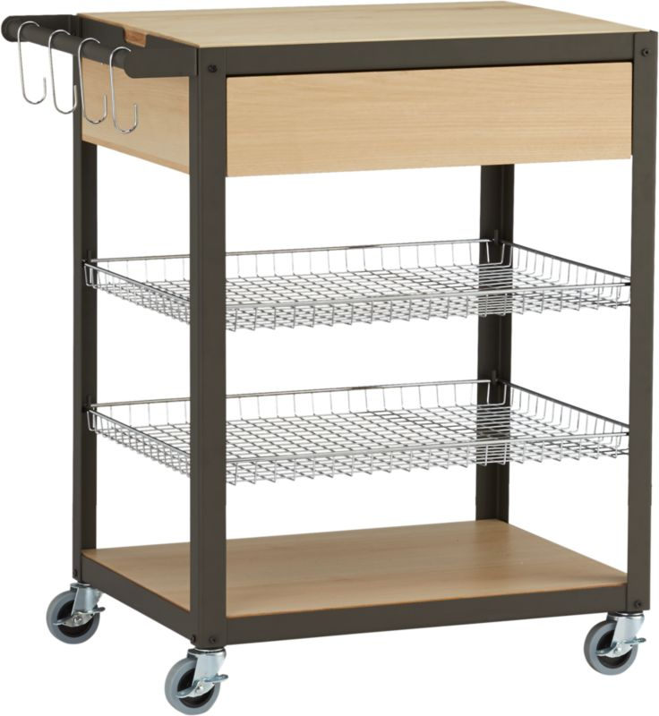 mise en place cart