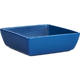 mood bright blue soup bowl