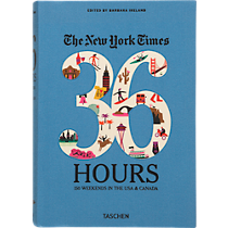 """the ny times 36 hours"""