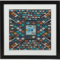 nahuala beaded artwork