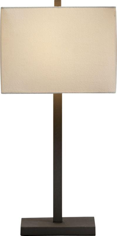nash table lamp