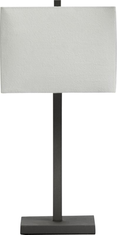 Nash Table Lamp Cb2