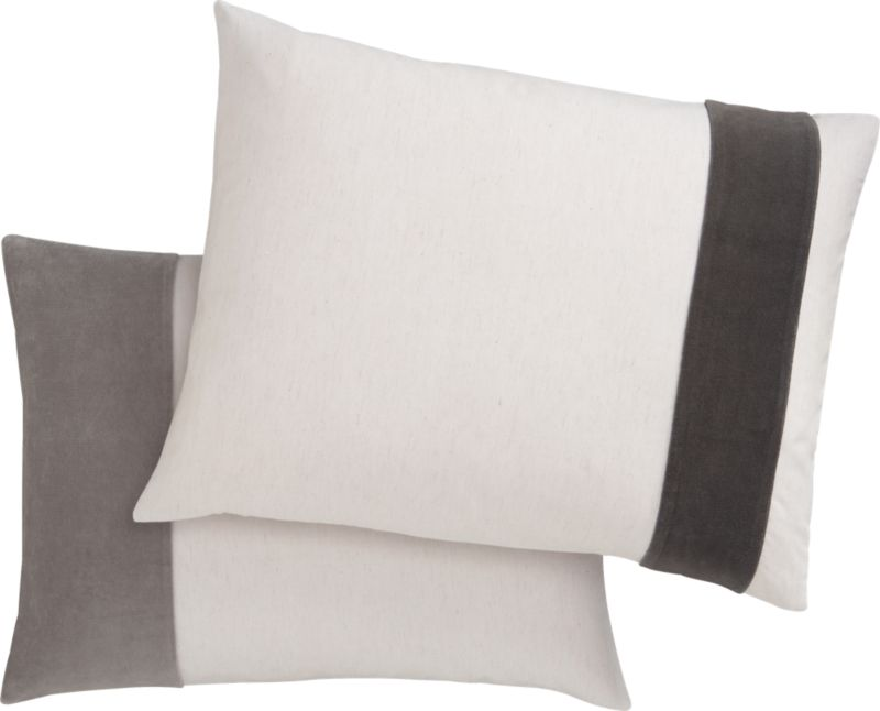 nigel standard shams set of 2
