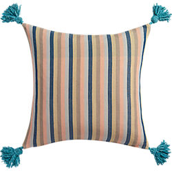 "nimah stripes 18"" pillow"