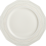 noon china dinner plate