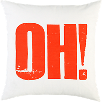 oh 23&quot; pillow
