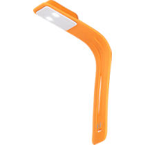 orange booklight
