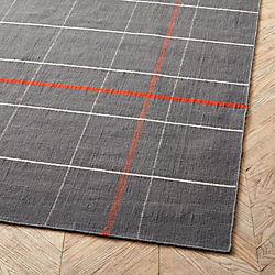 SAIC origin flatweave rug
