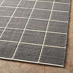 SAIC origin pebble rug