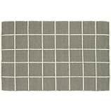SAIC origin pebble rug 5'x8'