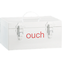 OUCH aid box