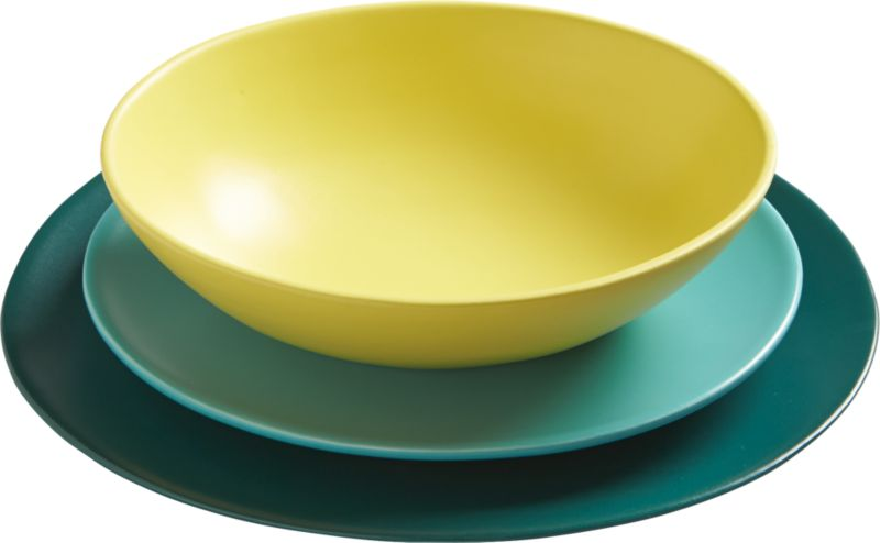 oval dinnerware
