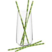 bamboo straws