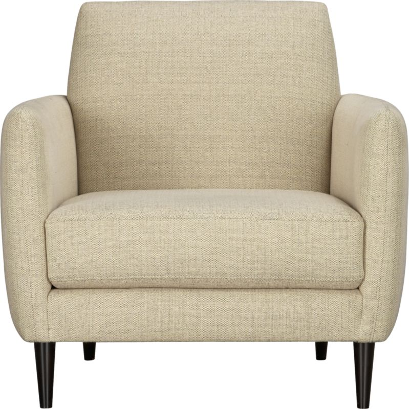 parlour oatmeal chair