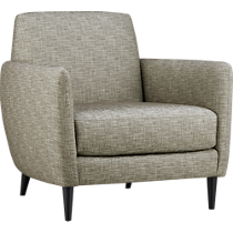 parlour tweed chair