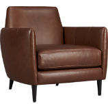 parlour leather chair