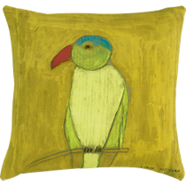 parrot 18&quot; pillow