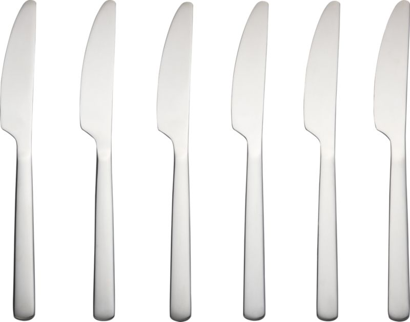 party knives set of six