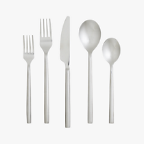 Modern Flatware Sets - Colorful and Stainless Steel Flatware | CB2