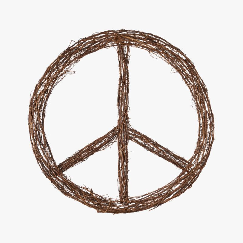 inner peace wreath