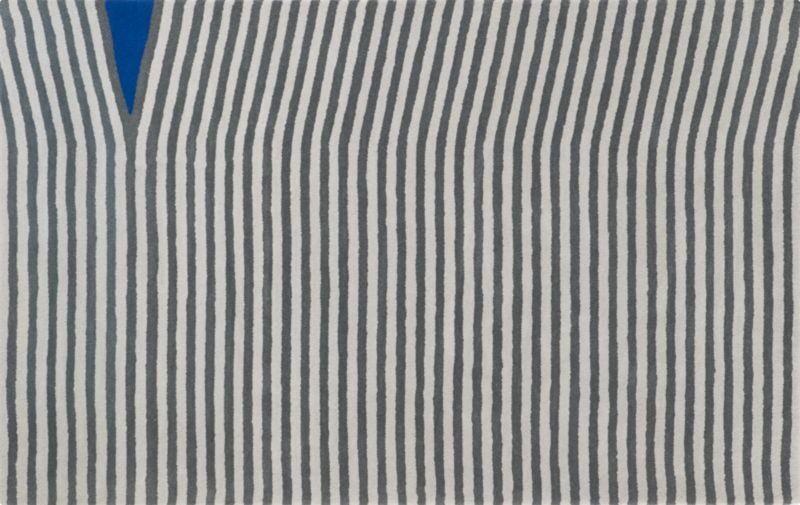 peek-a-blu rug 5'x8'