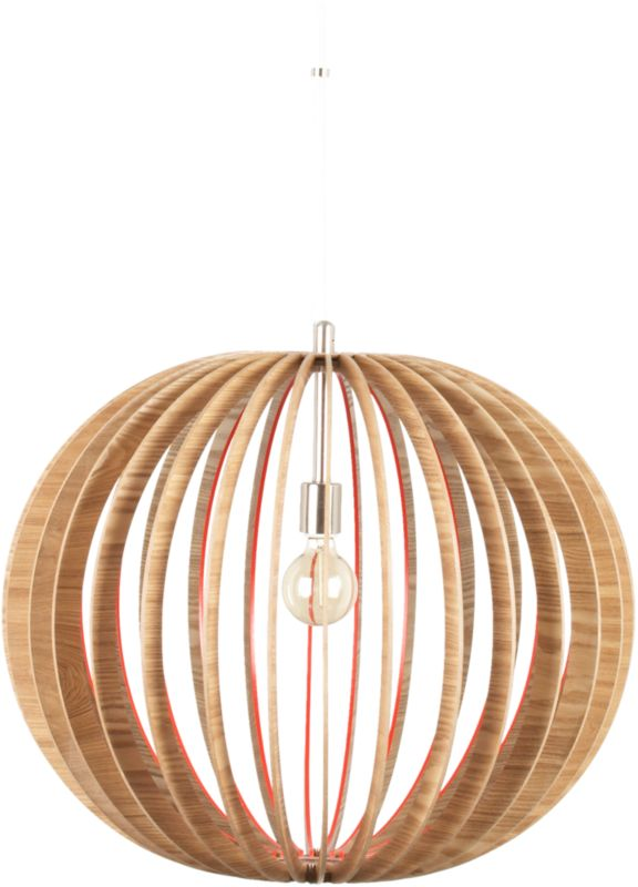 peel pendant lamp