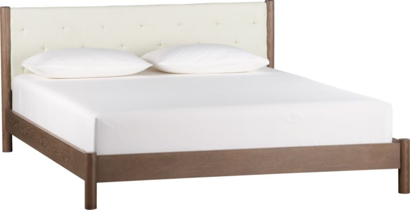Cb2 Alpine Bed Alpine Gunmetal Bed Cb2