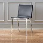 phoenix carbon grey chair.