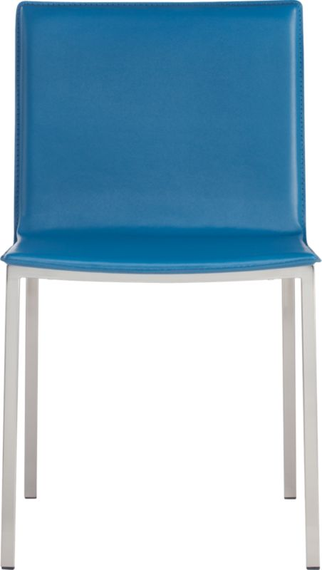 phoenix swoon blue chair