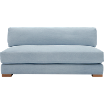 piazza denim apartment sofa