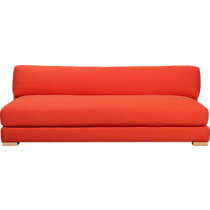 piazza persimmon sofa