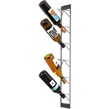 pinch wall-mounted wine rack